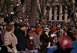 Image of presidential inauguration Washington DC USA, 1961, second 62 stock footage video 65675073209