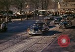 Image of presidential inauguration Washington DC USA, 1961, second 19 stock footage video 65675073211