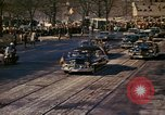 Image of presidential inauguration Washington DC USA, 1961, second 20 stock footage video 65675073211