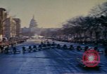 Image of presidential inauguration Washington DC USA, 1961, second 21 stock footage video 65675073211
