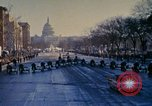 Image of presidential inauguration Washington DC USA, 1961, second 22 stock footage video 65675073211