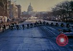 Image of presidential inauguration Washington DC USA, 1961, second 23 stock footage video 65675073211