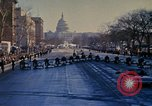 Image of presidential inauguration Washington DC USA, 1961, second 24 stock footage video 65675073211