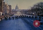 Image of presidential inauguration Washington DC USA, 1961, second 25 stock footage video 65675073211