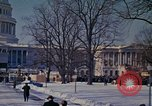 Image of presidential inauguration Washington DC USA, 1961, second 54 stock footage video 65675073211
