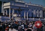 Image of presidential inauguration Washington DC USA, 1961, second 58 stock footage video 65675073211