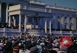 Image of presidential inauguration Washington DC USA, 1961, second 59 stock footage video 65675073211