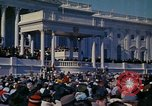 Image of presidential inauguration Washington DC USA, 1961, second 60 stock footage video 65675073211