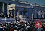 Image of presidential inauguration Washington DC USA, 1961, second 61 stock footage video 65675073211