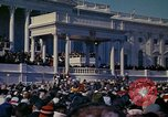 Image of presidential inauguration Washington DC USA, 1961, second 62 stock footage video 65675073211