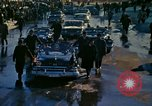 Image of presidential inauguration Washington DC USA, 1961, second 34 stock footage video 65675073213