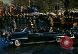 Image of presidential inauguration Washington DC USA, 1961, second 41 stock footage video 65675073213