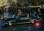 Image of presidential inauguration Washington DC USA, 1961, second 42 stock footage video 65675073213