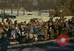 Image of presidential inauguration Washington DC USA, 1961, second 44 stock footage video 65675073213