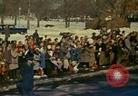 Image of presidential inauguration Washington DC USA, 1961, second 45 stock footage video 65675073213
