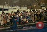 Image of presidential inauguration Washington DC USA, 1961, second 46 stock footage video 65675073213