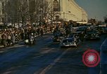 Image of presidential inauguration Washington DC USA, 1961, second 50 stock footage video 65675073213