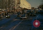 Image of presidential inauguration Washington DC USA, 1961, second 51 stock footage video 65675073213