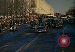 Image of presidential inauguration Washington DC USA, 1961, second 52 stock footage video 65675073213
