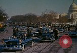Image of presidential inauguration Washington DC USA, 1961, second 54 stock footage video 65675073213