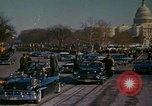 Image of presidential inauguration Washington DC USA, 1961, second 56 stock footage video 65675073213