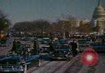 Image of presidential inauguration Washington DC USA, 1961, second 57 stock footage video 65675073213