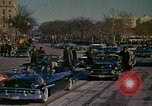 Image of presidential inauguration Washington DC USA, 1961, second 60 stock footage video 65675073213