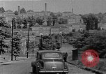Image of apartment developments and rush hour Washington DC USA, 1949, second 3 stock footage video 65675073230