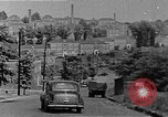 Image of apartment developments and rush hour Washington DC USA, 1949, second 4 stock footage video 65675073230