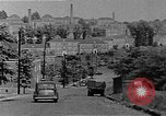 Image of apartment developments and rush hour Washington DC USA, 1949, second 6 stock footage video 65675073230