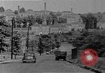 Image of apartment developments and rush hour Washington DC USA, 1949, second 7 stock footage video 65675073230