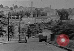 Image of apartment developments and rush hour Washington DC USA, 1949, second 8 stock footage video 65675073230