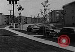 Image of apartment developments and rush hour Washington DC USA, 1949, second 11 stock footage video 65675073230
