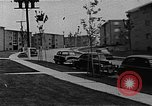 Image of apartment developments and rush hour Washington DC USA, 1949, second 13 stock footage video 65675073230