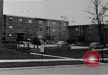 Image of apartment developments and rush hour Washington DC USA, 1949, second 19 stock footage video 65675073230