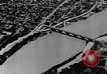 Image of WhiteHurst Freeway and temporary mall buildings Washington DC USA, 1950, second 48 stock footage video 65675073232