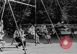 Image of Rock Creek Park and Hains Point Washington DC USA, 1950, second 33 stock footage video 65675073234