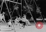 Image of Rock Creek Park and Hains Point Washington DC USA, 1950, second 34 stock footage video 65675073234