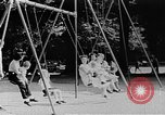 Image of Rock Creek Park and Hains Point Washington DC USA, 1950, second 35 stock footage video 65675073234