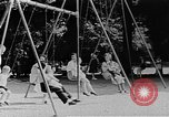 Image of Rock Creek Park and Hains Point Washington DC USA, 1950, second 36 stock footage video 65675073234
