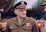 Image of Henry H Arnold European Theater, 1945, second 53 stock footage video 65675073241