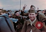 Image of French Prisoners European Theater, 1945, second 37 stock footage video 65675073243