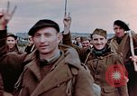 Image of French Prisoners European Theater, 1945, second 39 stock footage video 65675073243