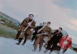 Image of French Prisoners European Theater, 1945, second 51 stock footage video 65675073243