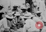 Image of natives gamble Haiti West Indies, 1925, second 16 stock footage video 65675073254