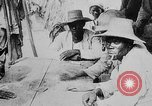 Image of natives gamble Haiti West Indies, 1925, second 21 stock footage video 65675073254