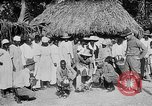 Image of gamecock fight Haiti West Indies, 1924, second 14 stock footage video 65675073268