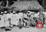 Image of gamecock fight Haiti West Indies, 1924, second 17 stock footage video 65675073268