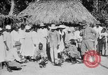 Image of gamecock fight Haiti West Indies, 1924, second 26 stock footage video 65675073268