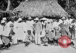 Image of gamecock fight Haiti West Indies, 1924, second 28 stock footage video 65675073268